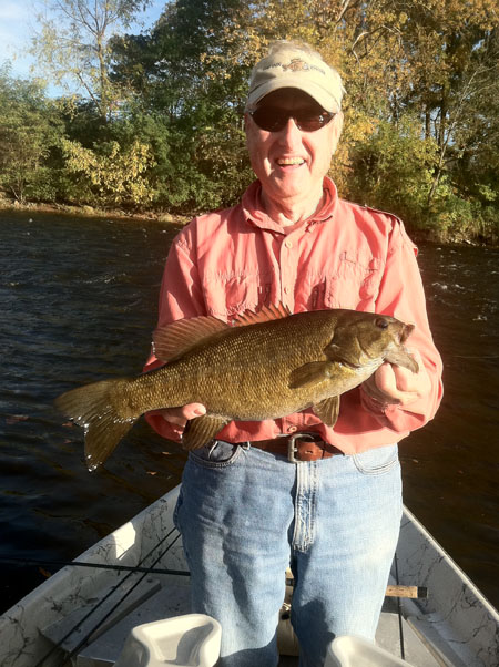 Tennessee smallmouth bass fishing guides